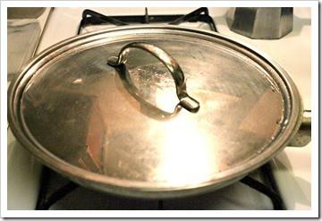 cocina los filetes de pescado a fuego lento, Filetes de Pescado en Salsa de Perejil