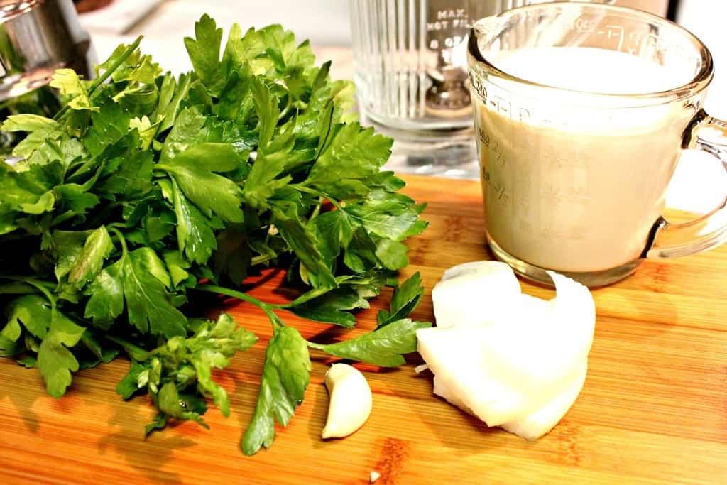 Filetes de Pescado en Salsa de Perejil, prepara esta deliciosa receta