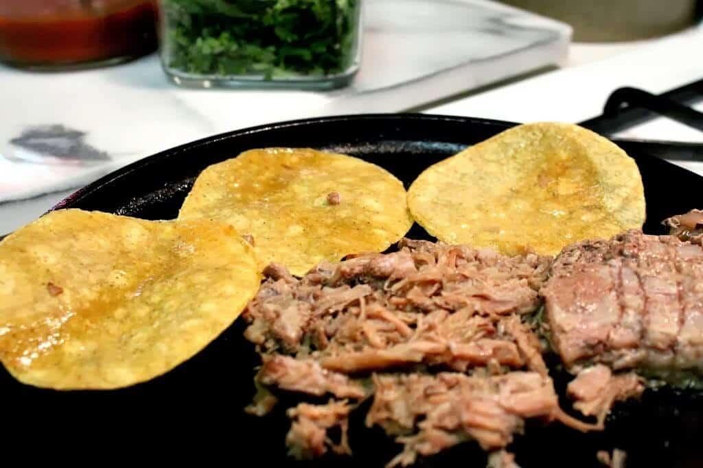 Tacos de Suadero, versión casera