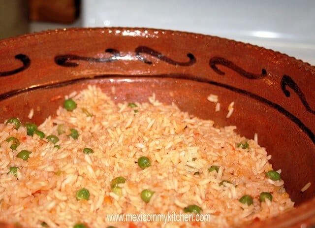 Arroz a la Mexicana, disfruta de esta deliciosa receta en familia