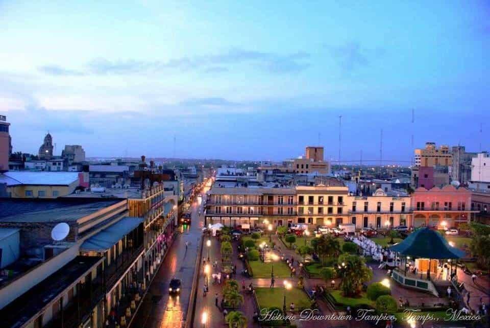 Tampico México