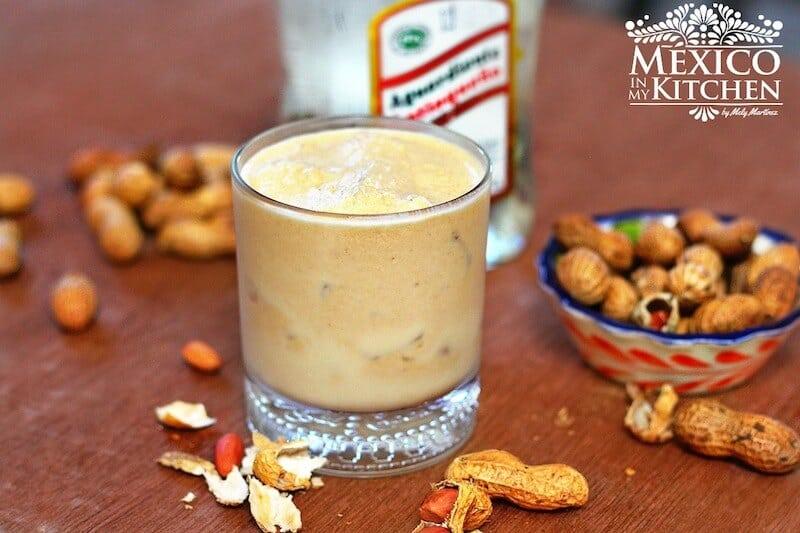 Torito de cacahuate, receta gratis
